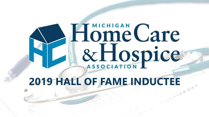 Hart Officer Selected to Home Care and Hospice Hall of Fame