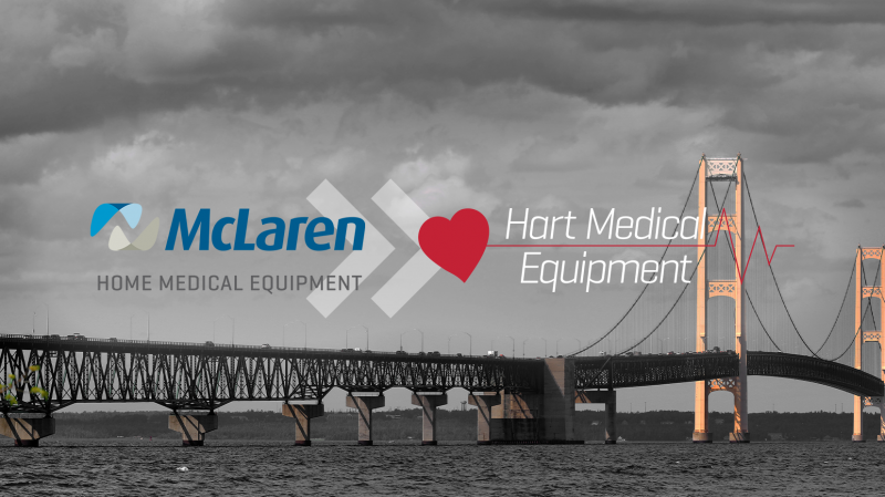 Hart Medical Equipment Acquires McLaren Home Medical Equipment