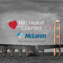 McLaren Home Medical to Hart Medical