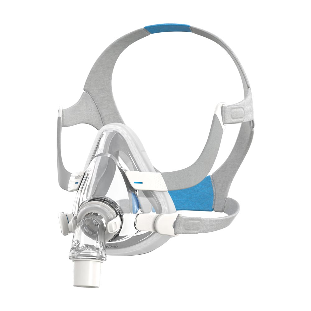 RESMED CORP AirTouch F20 Complete Mask | Hart Medical