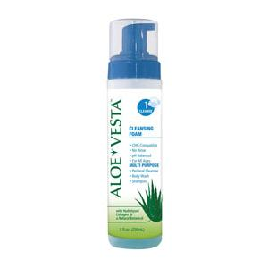 Aloe Vista Cleansing Foam Rinse 8oz