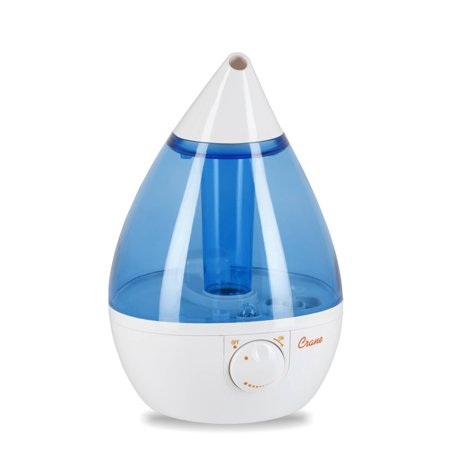 Crane Cool Mist Humidifier Blue-White