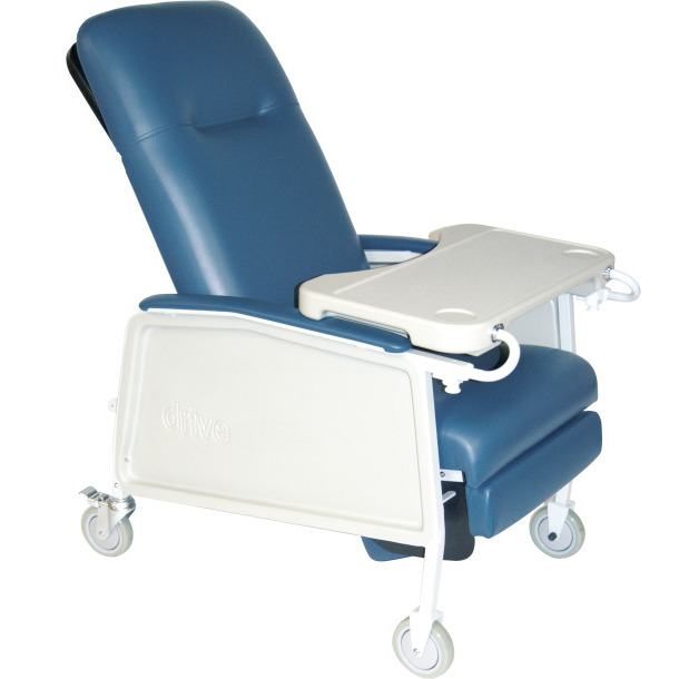 Drive 3-Position Recliner Geriatric Chair - 250 lbs