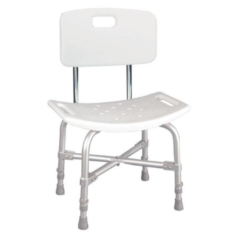 Drive Knocked Down Bariatric Shower Bench