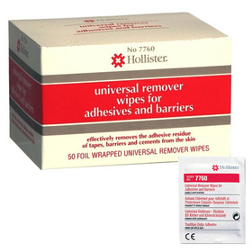 Hollister Universal Remover Wipe For Adhesive and Barrier