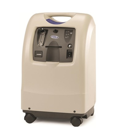 Invacare Perfecto2 Oxygen Concentrator - Lightweight With Oxygen Sensor