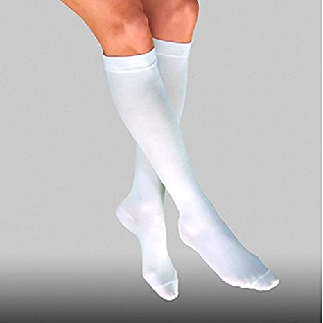 Jobst Anti Embolism Knee High Stockings