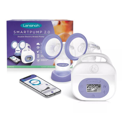 Lansinoh SmartPump 2.0 Double Electric Breast Pump1
