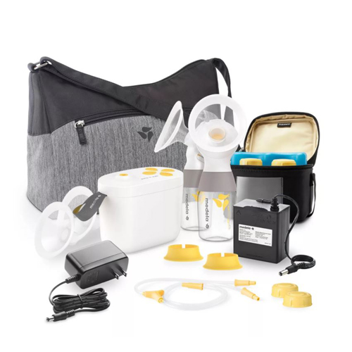 Medela Pump in Style with MaxFlow Breast Pump & Travel Set 1