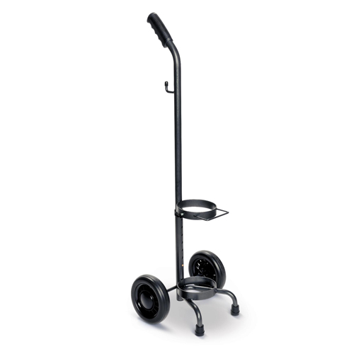 Medline E Cylinder Rolling Oxygen Cart