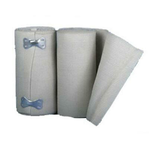 Medline Sure-Wrap Nonsterile Elastic Stretch Bandage - 4 x 5yd