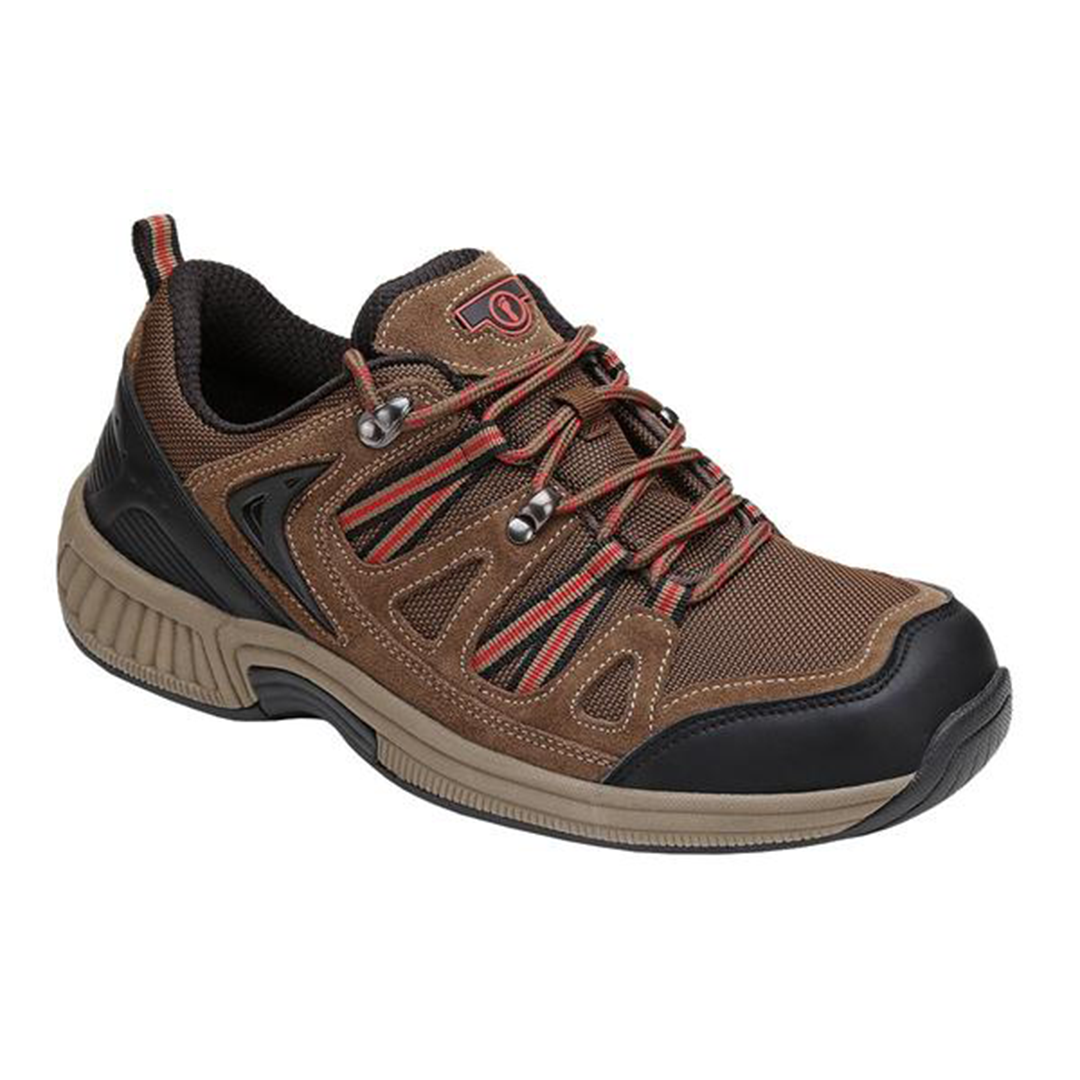 OrthoFeet Men's Outdoor Diabetic Shoes & Boots