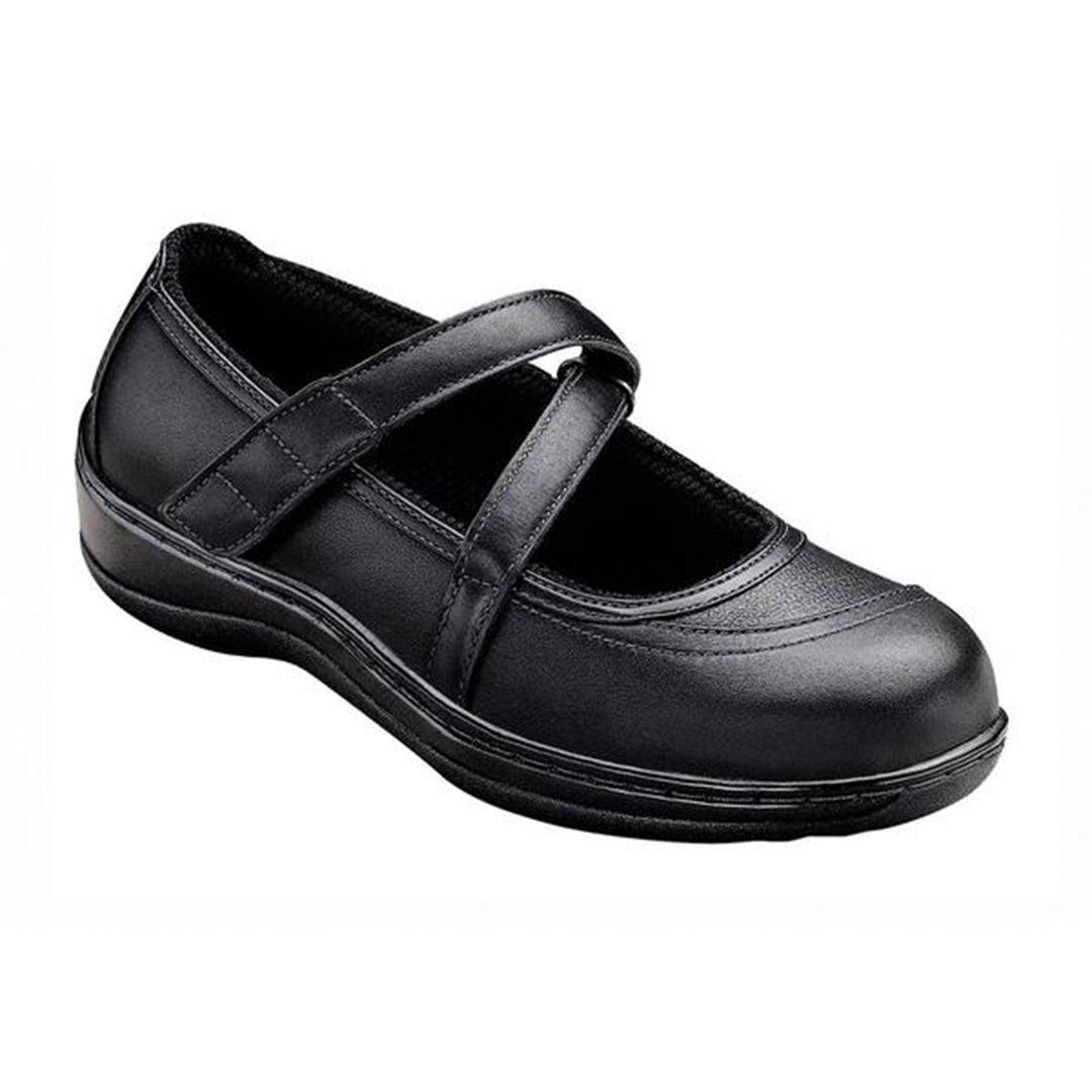 OrthoFeet Womens Dress Shoe | Hart