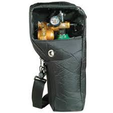 Oxygen Cylinder Sholder Carry Bag - C Cylinders