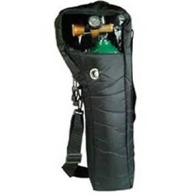 Oxygen Cylinder Sholder Carry Bag - D Cylinders