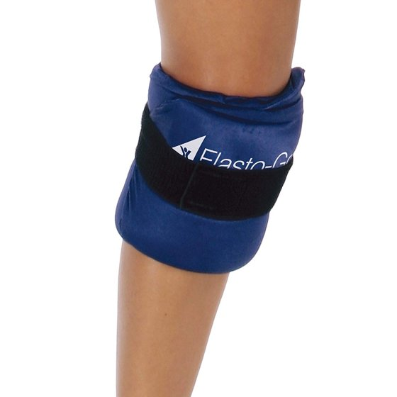 Southwest Technologies Elasto-Gel Shoulder Wrap Hot/Cold, Re-Usable, Not Leak if Punctured