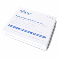 Image of RemZzzs K3 Full Face Liners, for ResMed, Respironics, F&P Simplus