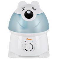 Image of Crane Ultrasonic Cool Mist Humidifier - Polar Bear