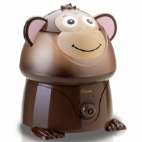 Image of Crane Ultrasonic Cool Mist Humidifier - Monkey