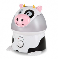 Image of Crane Ultrasonic Cool Mist Humidifier - Cow