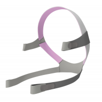 Image of ResMed AirFit F10 for Her Headgear, Standard, Pink