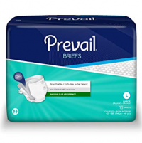 "Image of Prevail PM Extended Wear Brief Large 45"" - 58"""
