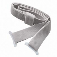 "Image of Coloplast SenSura Mio Ostomy Belt Standard 51"" L x 1-1/4"" W, Gray Each"