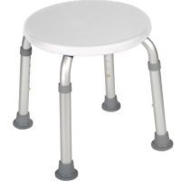 Image of Drive Shower Stool - Aluminum Frame - 13-1/2 to 21""