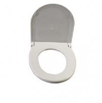 "Image of Drive Toilet Seat 3-1/2"" - White"