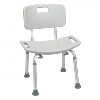 Image of Drive Deluxe Aluminum Bath Chair