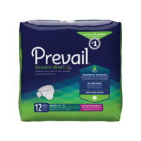 Image of Prevail Bariatric Adult Incontinent Briefs - 2X-Large - Heavy Absorbency
