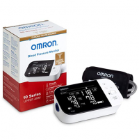 Image of Omron 10 Series Wireless Upper Arm Blood Pressure Monitor