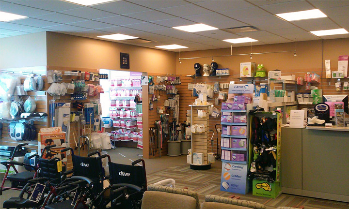 Image of Hart Medical Equipment Clarkston Location