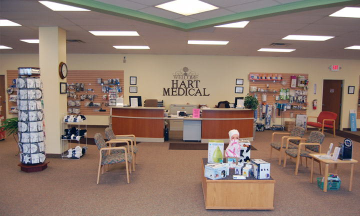 Image of Hart Medical Equipment Flint Location
