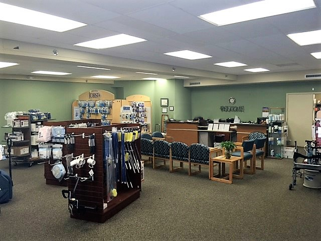 Image of Hart Medical Equipment Port Huron Location