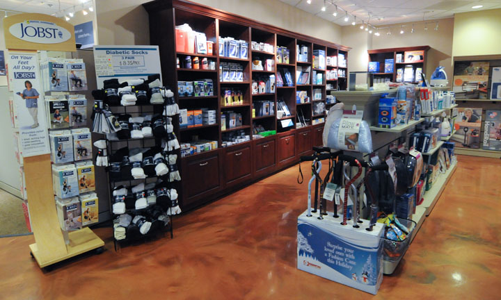 Image of Hart Medical Equipment West Bloomfield Location