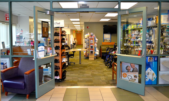 Image of Hart Medical Equipment Wyandotte Location